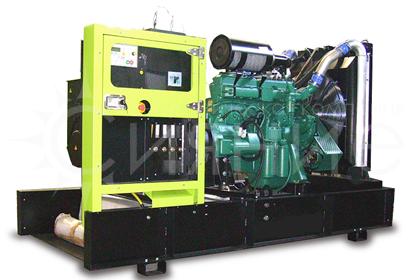 Pramac GSW150V. Открытое исполнение