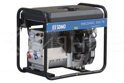 SDMO WELDARC 300 TE XL