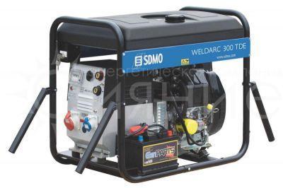 SDMO WELDARC 300TDE XL