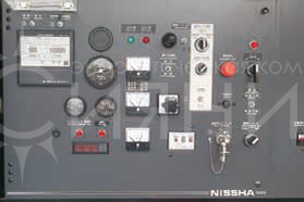 NIPPON SHARYO NES100TI. Открытое исполнение. В контейнере. В контейнере.