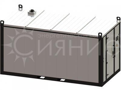 Yanmar YEG500DTHC. Открытое исполнение. В контейнере