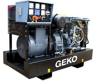GEKO 85003 ED-S/DEDA. Открытое исполнение