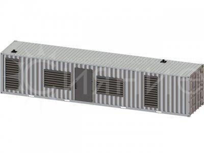 FOGO TWIN FV 1200. В контейнере