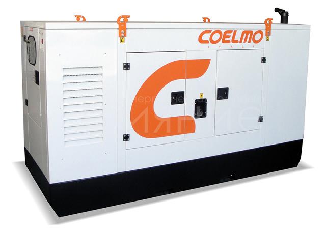 Coelmo PDT114G2-ne. Открытое исполнение. В кожухе