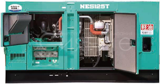 NIPPON SHARYO NES125EH. Открытое исполнение