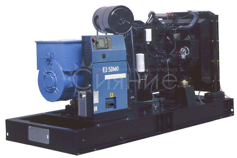 SDMO D330. Открытое исполнение