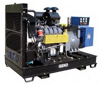 GEKO 380003 ED-S/DEDA. Открытое исполнение