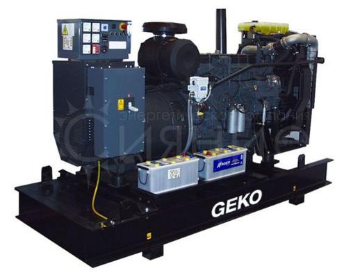 GEKO 250003 ED-S/DEDA. Открытое исполнение