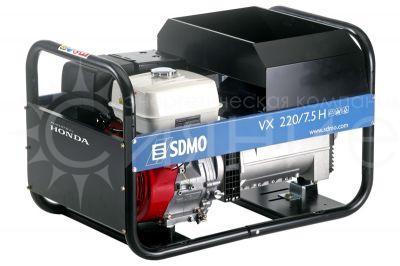 SDMO VX220/7.5H