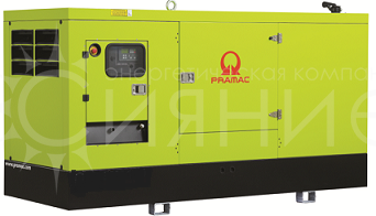 Pramac GSW150V. Открытое исполнение. В кожухе