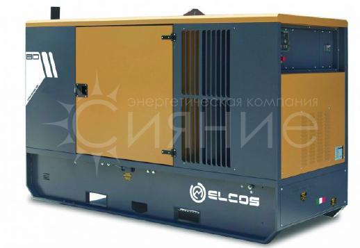 Elcos GE.PK.450/400.BF. В кожухе
