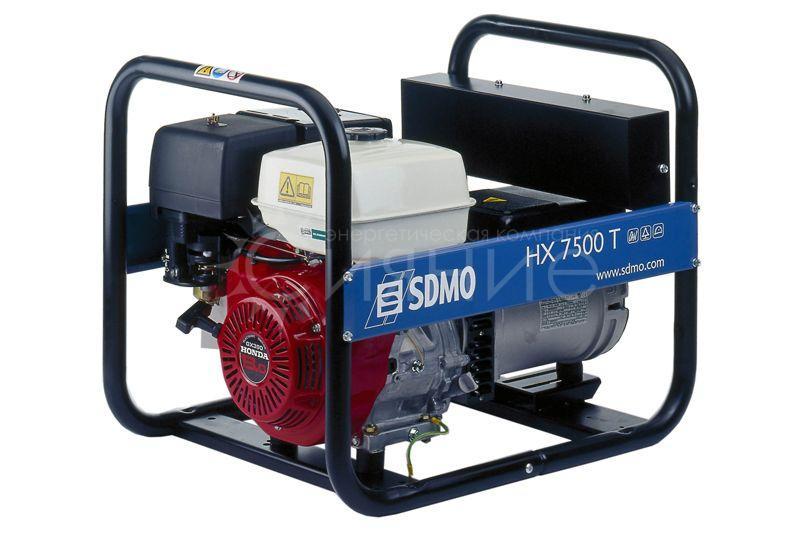 SDMO HX 7500 T AVR
