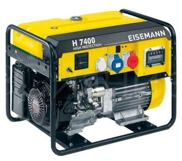 Eisemann E 7400