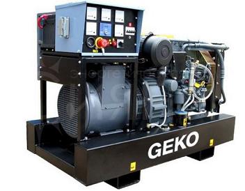 GEKO 20012 ED-S/DEDA. Открытое исполнение