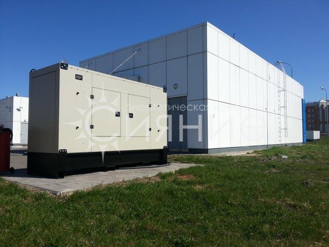 Обслуживание более 100 дизельных электростанций для нужд  АЗС компании «Газпромнефть» в Северо-Западном регионе