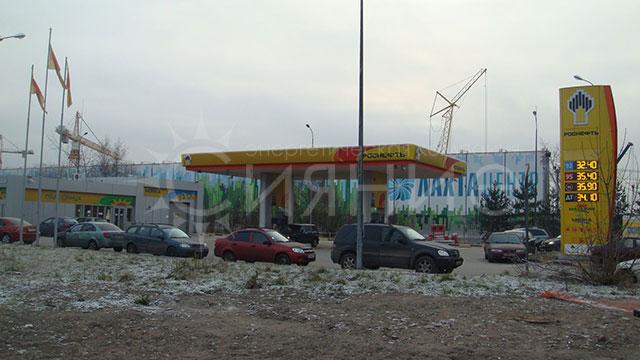 Обслуживание дизельных электростанций на АЗС компании ООО «РН Северная столица»