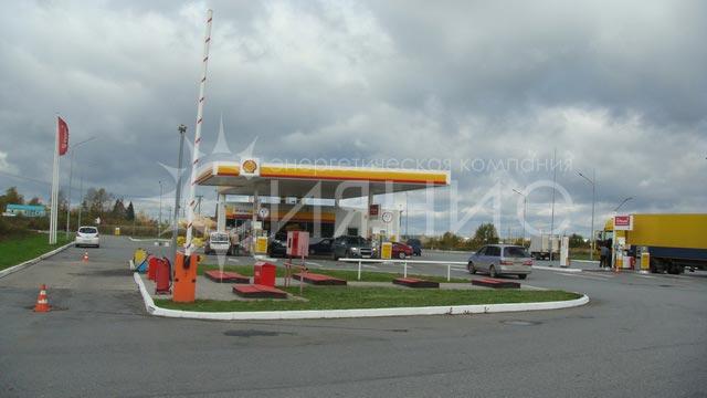 Обслуживание дизельных электростанций на АЗС компании SHELL в Северо-Западном регионе