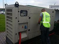 Сервисное обслуживание дизель генераторов